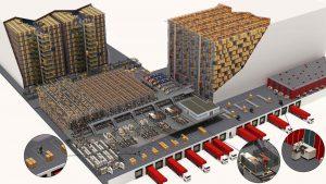 3D Logistics Center